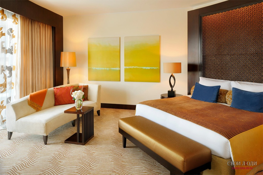 Отель The Address Downtown Dubai 5*
