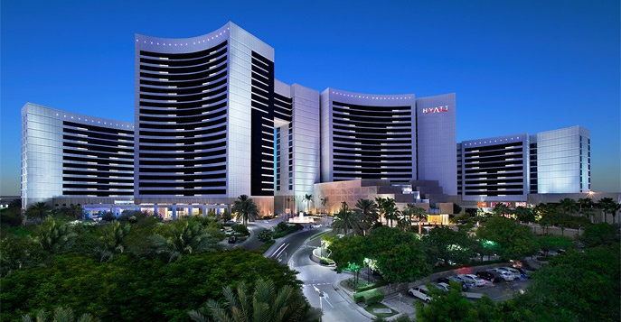 Отель Grand Hyatt Dubai 5*
