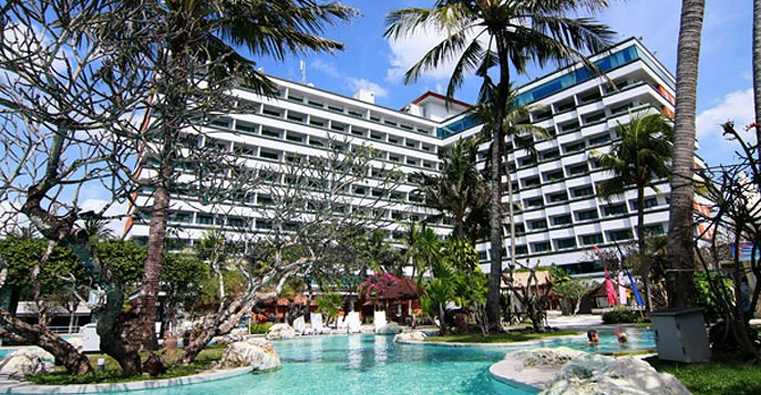 Отель Inna Grand Bali Beach Hotel, Resort & Spa 5*