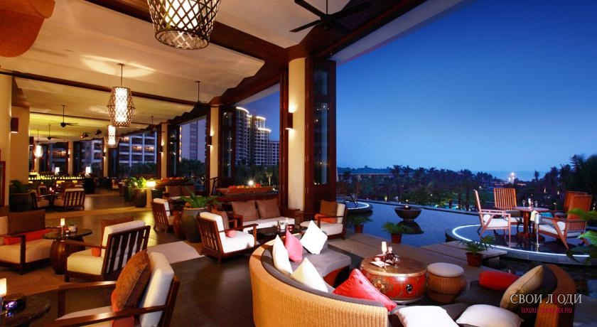 Отель Howard Johnson Resort Sanya Bay 5*