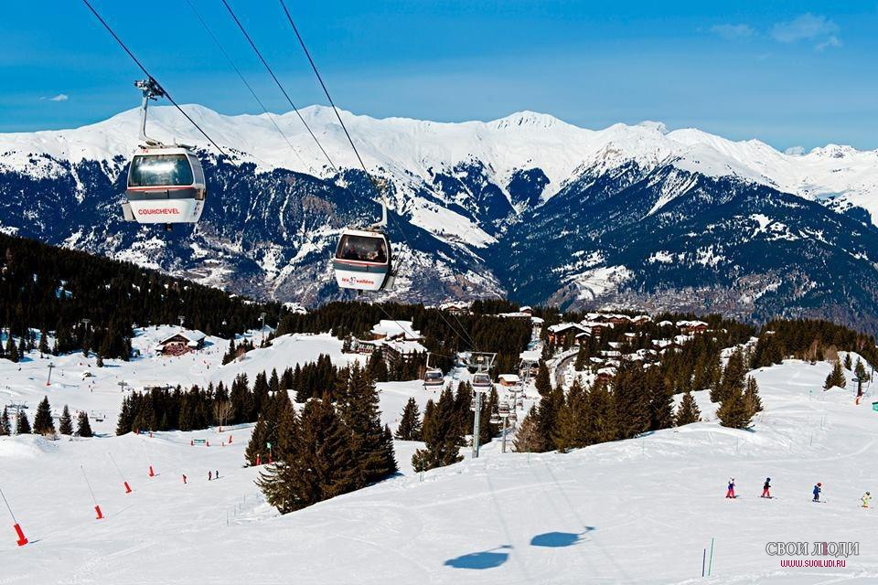 Отель Hotel l'Apogee Courchevel 5*