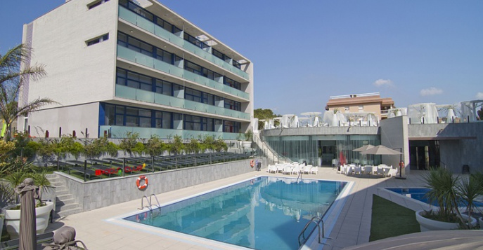 ����� Aparthotel Four Elements 4*