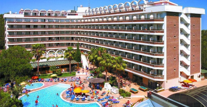 Отель Golden Port Salou & Spa 4*