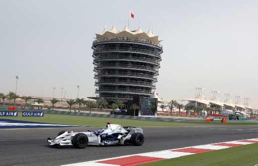 Формула 1 - Бахрейн Grand Prix