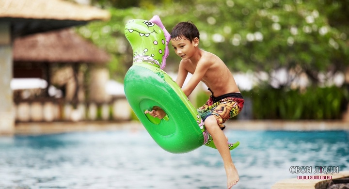 ����������� �� ���� ��� ����� � ����� Conrad Bali Resort & Spa 5*