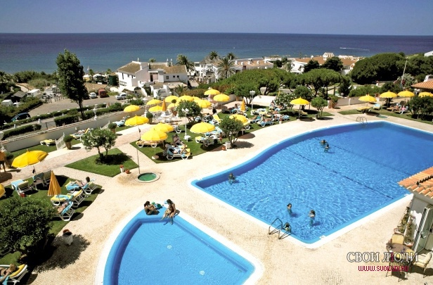 Отель Dona Filipa & San Lorenzo Golf Course 5*