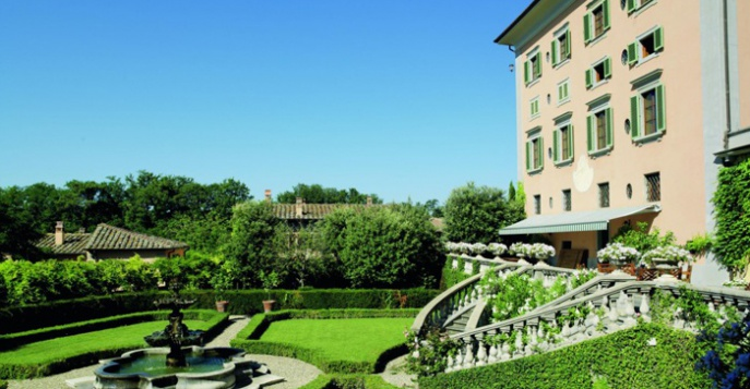 Отель Il Borro Resort Spa & Winery 4* Luxe