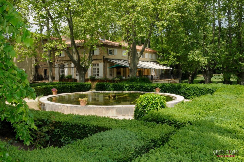 Отель Le Moulin de Vernègues 4*