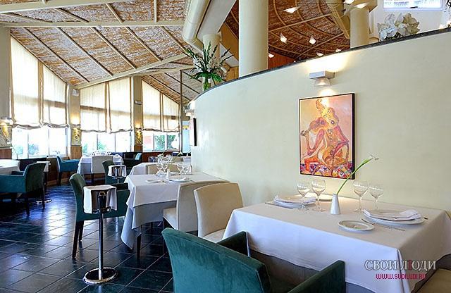 Отель Olivia Nova Golf, Beach Golf Hotel 4*