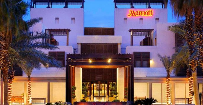 Отель Jordan Valley Marriott Dead Sea Resort and Spa 5*