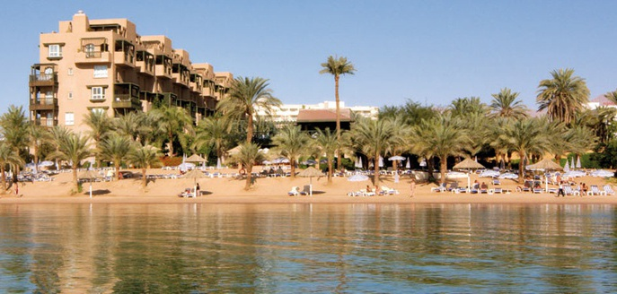 Отель Movenpick Resort & Residences Aqaba 5*