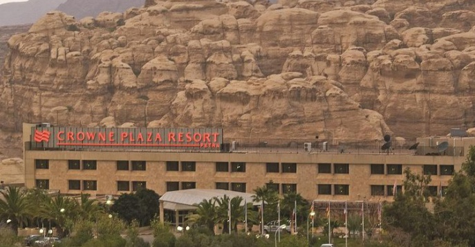Отель Crowne Plaza Resort Petra 5*
