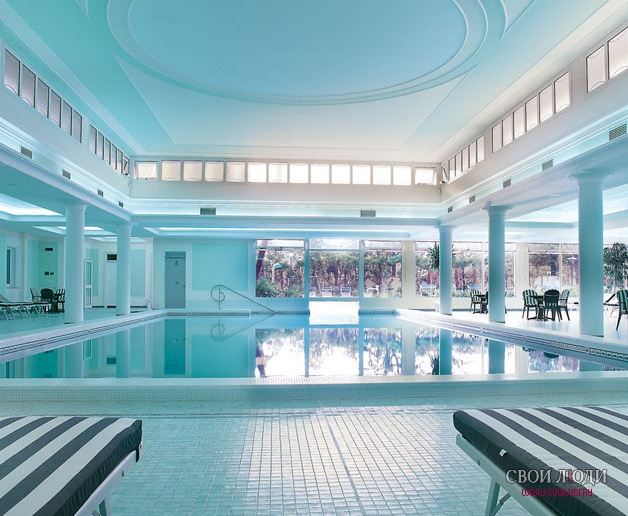 �������� ������ GB Thermae Hotels
