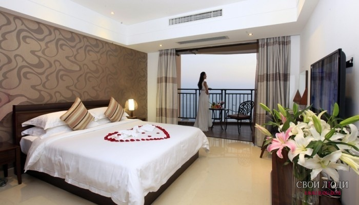 Отель Barry Boutique Hotel Sanya 5*