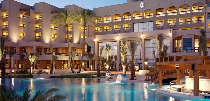 InterСontinental Aqaba 5*