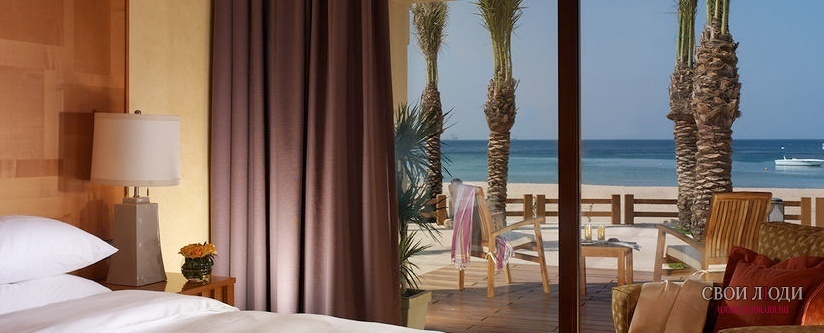 Отель InterСontinental Aqaba 5*