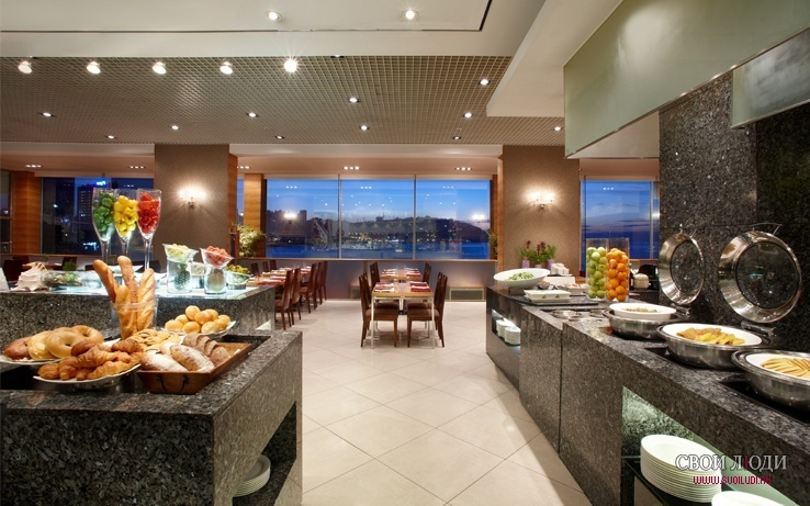 Отель The Westin Chosun Busan 5*