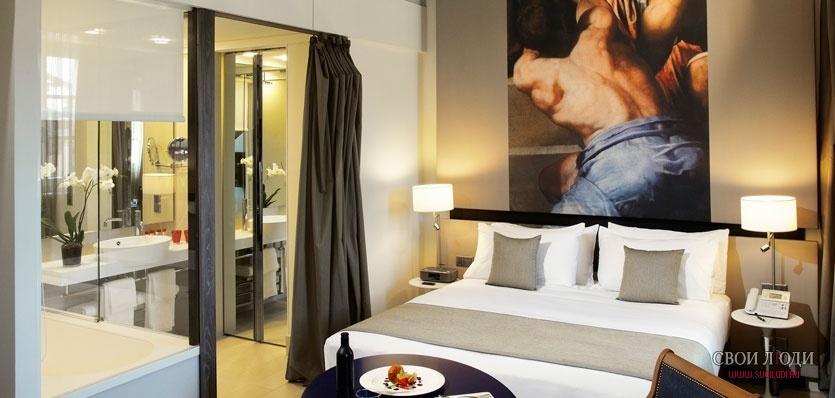 Gran melia rome villa agrippina 5 l for Gran melia villa agrippina hotel rome