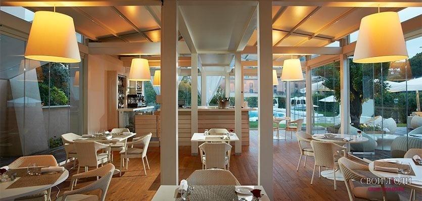 Gran melia rome villa agrippina 5 l for Hotel gran melia villa agrippina rome