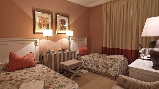 Отель Fayal Resort Hotel 4*, Португалия