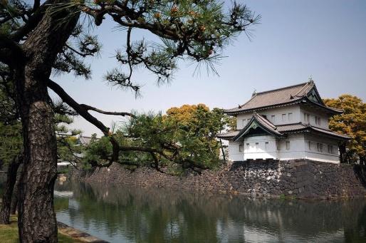 Императорский дворец - Токио, Япония
