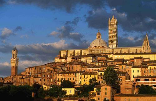 италия сиена фото