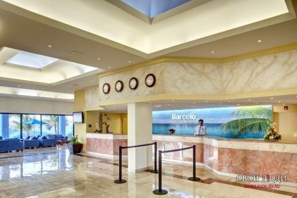 Отель Barceló Tucancun Beach 4*