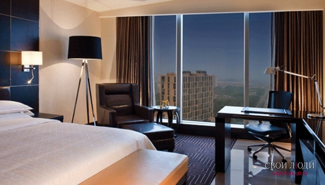 Отель Sheraton Incheon Hotel 5*