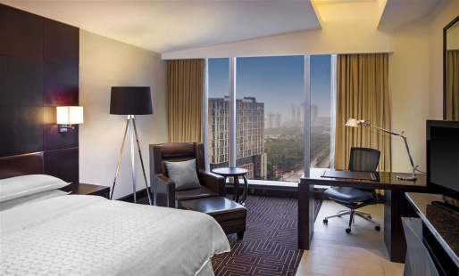 Отель Sheraton Incheon Hotel 5* - Инчхон, Корея