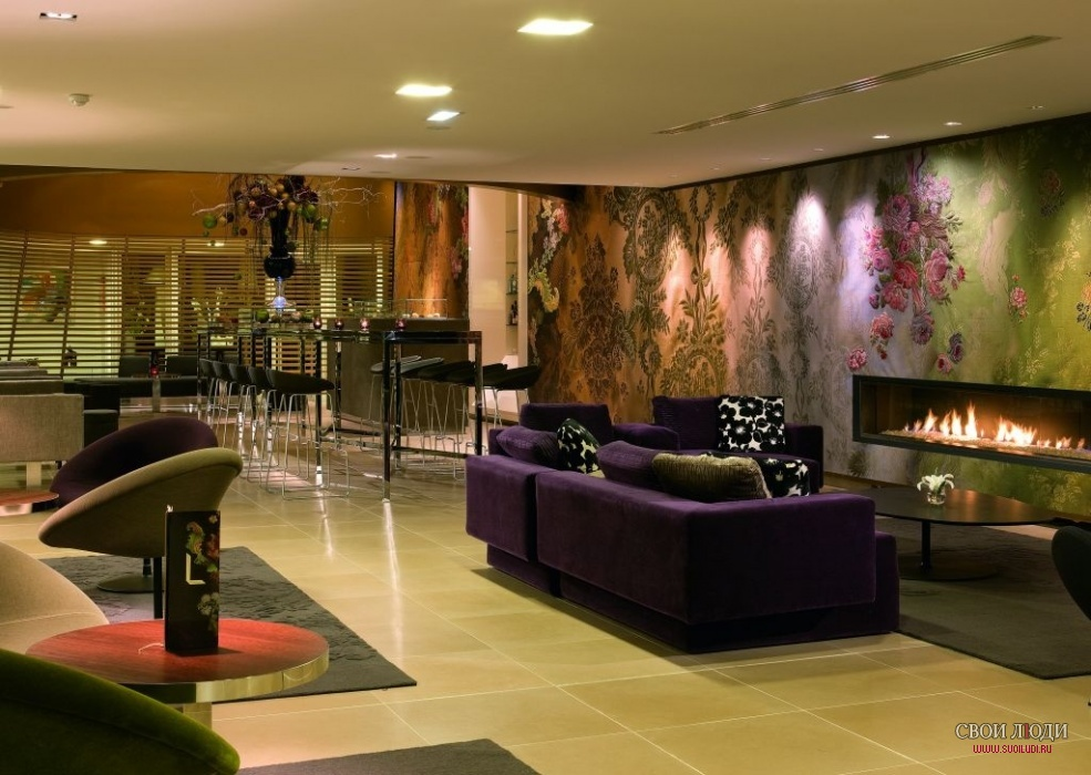 Отель Sofitel Lyon Bellecour 5*