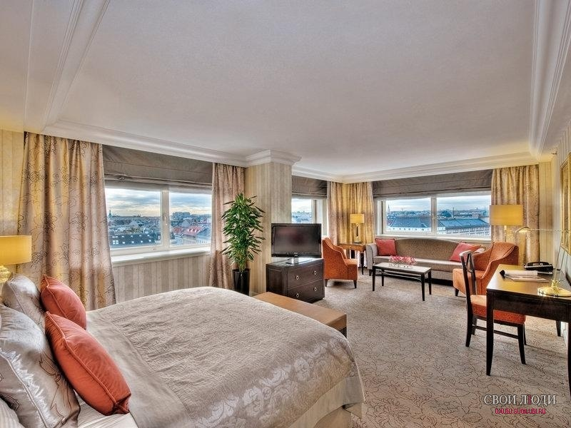 Отель Intercontinental Vienna 5*