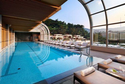 Отель The Shilla Seoul 5* - Сеул, Корея