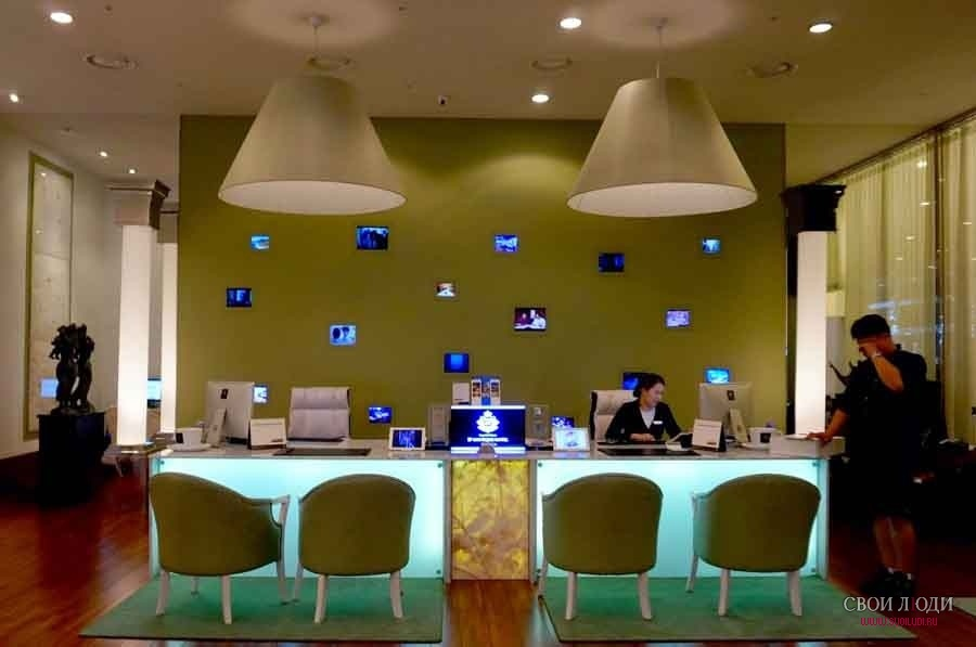 Отель IP Boutique Hotel 4*