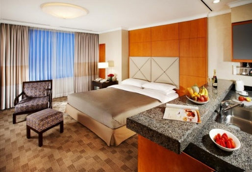 Отель Oakwood Premier COEX Center Seoul 5* - Сеул, Корея