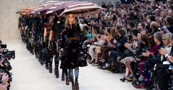 VIP-пакеты на Лондонскую неделю моды (февраль 2015)