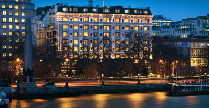Отель The Savoy Hotel 5*