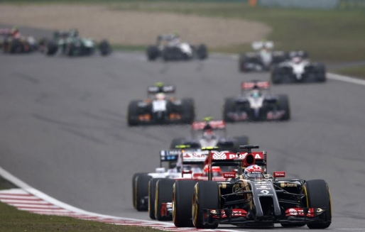 Гран-при Формулы-1 в Шанхае