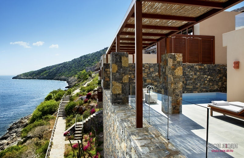 Отель Daios Cove Luxury Resort & Villas 5*