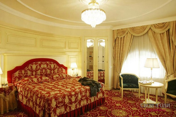 Отель Bernini Palace 4*