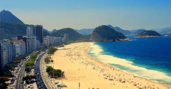 Бразильская романтика: Рио-де-Жанейро, пляжи и водопады