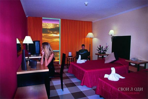 Barcelo soly mar bungalows - varadero cuba
