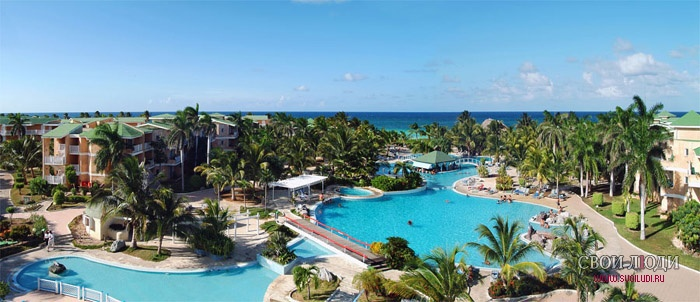 ����� Tryp Cayo Coco
