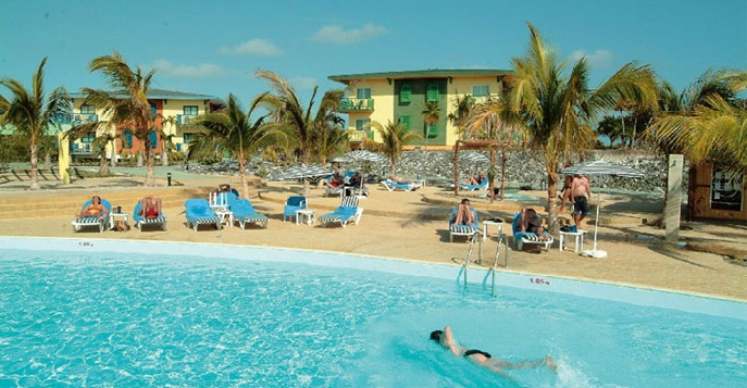 Отель Barcelo Cayo Largo 4*