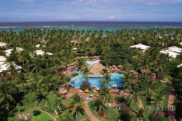 Отель Grand Palladium Bavaro Resort & Spa 5*