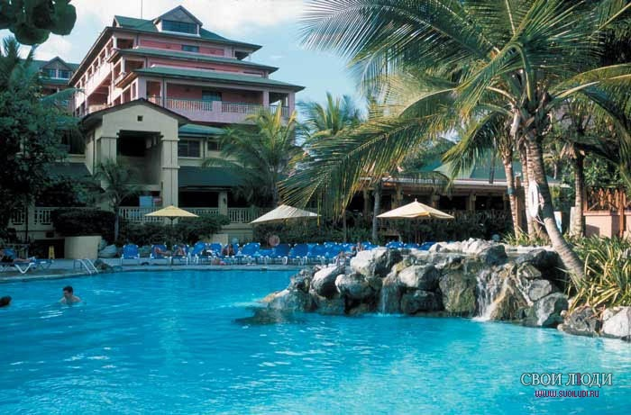 ����� Costa Caribe Coral by Hilton 4*