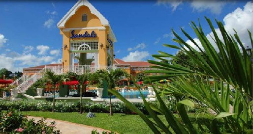 Отель Sandals Grande Ocho Rios Beach & Villa Resort 4*, Ямайка