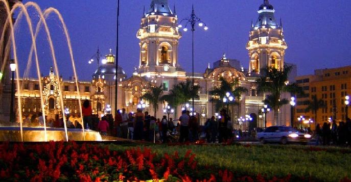 Лима — столица Перу. Место с особым климатом и древней архитектурой