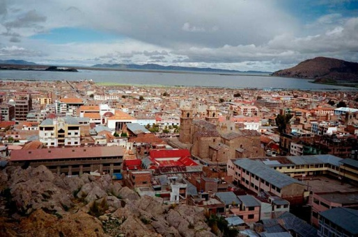 Пуно, Перу