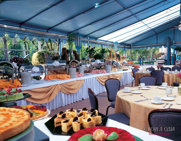 ����� Marquis Reforma Hotel 5