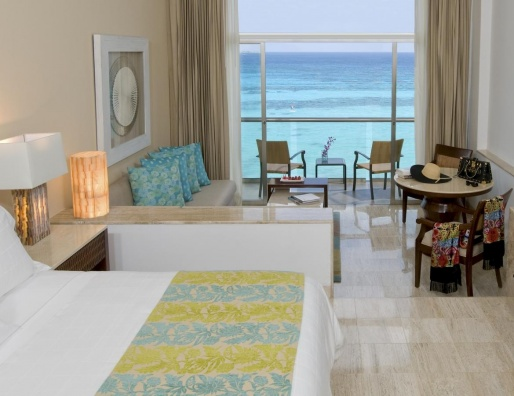 Отель Fiesta Americana Grand Coral Beach Cancun Resort & Spa 5* - Канкун, Мексика